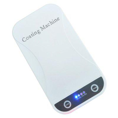 Multifunction Portable Mobile Phone Mask Jewelry Accessories Sterilizer Ultraviolet Disinfection Sterilization Box