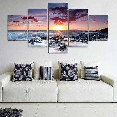 HT105 Precision Pictures Printed Decor Canvas Painting without Frame