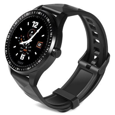 E1 1.4 inch Smart Armband IPS-kleurenscherm Smartwatch Zaken IP68 Waterproof Bluetooth 5.0 200mAh
