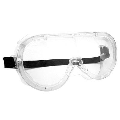 Industrial HD Breathable Goggles Dustproof Splash-proof Protective Glasses