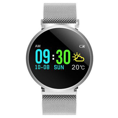 S3 Sports Smart Watch Color Touch Bluetooth Support Health Monitoring Waterproof Steel Smartwatch