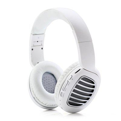 Foldable Wireless Bluetooth HIFI Stereo Headset Hands-free Call