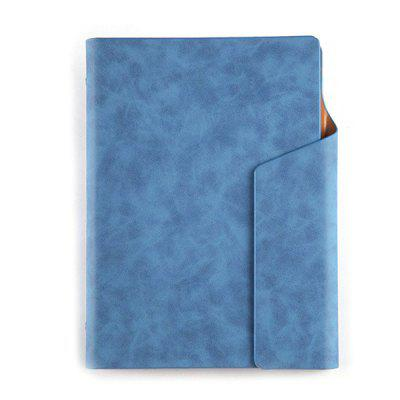 A5 Notebook Business Office Supplies Students Stationery Simple Notepad Diary Loose-leaf Replaceable 120 Sheets 240 Pages