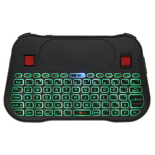 Bilikay T18 + Touchpad QWERTY Keyboard / Mouse Wheel / Backlit 7 Color