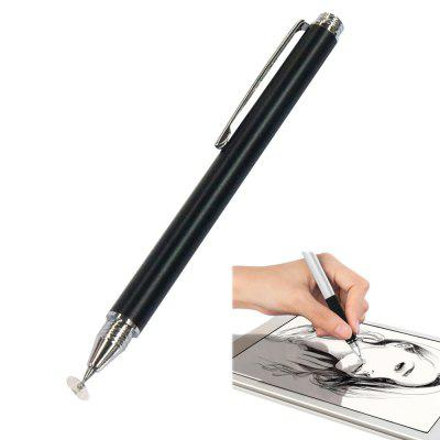 High Quality Aluminum Alloy Universal Touch Screen Phone Tablet Capacitive Pen / Stylus Precision