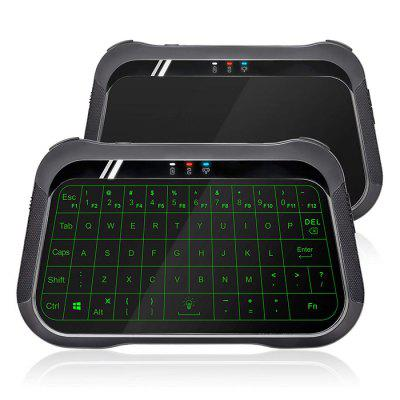 T18 Touch Screen QWERTY Keyboard/ Backlit 3 Color