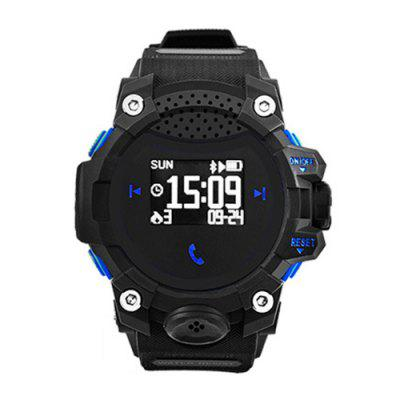 U3Cool Outdoor Speakers Sports Smartwatch Dual Bluetooth connectiviteit hands-free bellen Strong Battery Life