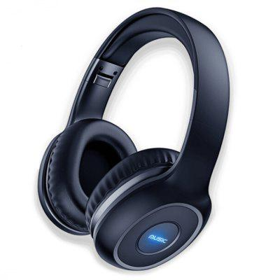 T1 Bluetooth 5.0 Headset Wireless Sports Headphone with 32G Memory Handsfree Calls Function
