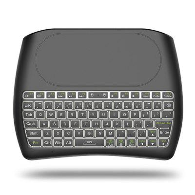 Mini Wireless Keyboard with Touchpad 2.4GHz