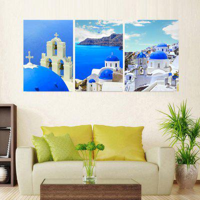 JY023 Precision Pictures Printed Decor Canvas Painting without Frame