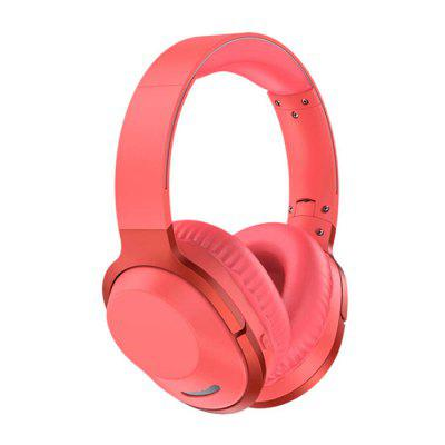 Wireless Folding Headset Bluetooth Computer Gaming Headphone Stereo Head-gemonteerd Earphone