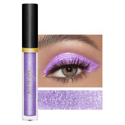 NICEFACE Colorful Liquid Eye Shadow Sparkling Diamond Pearl Eye Shadows Waterproof Makeup Eyeshadow