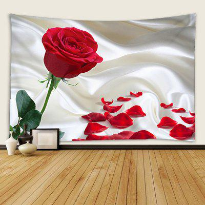 3D Printing Sexy Rose Tapestry Home Decoration Living Room Study Wall Chart