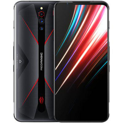 NUBIA RedMagic 5G Game Smartphone 8-core Snapdragon 865 6.65 inch 64MP 8MP 2MP Rear Camera 4500mAh Battery Capacity Global Version Image