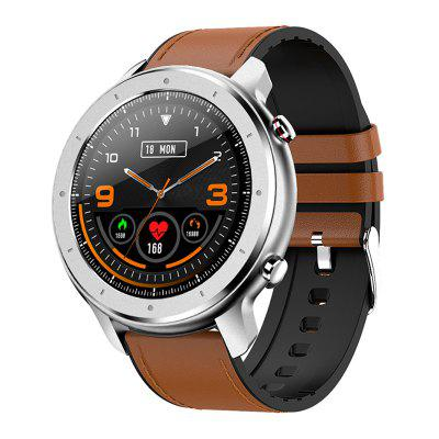 F12 Touch Smart Watch Bracelet IP68 Professional Waterproof Long Standby Continuous Dynamic Heart Rate Monitor
