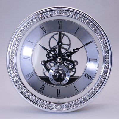 148mm Diameter Metal Perspective Clock Movement Handcrafted Gifts
