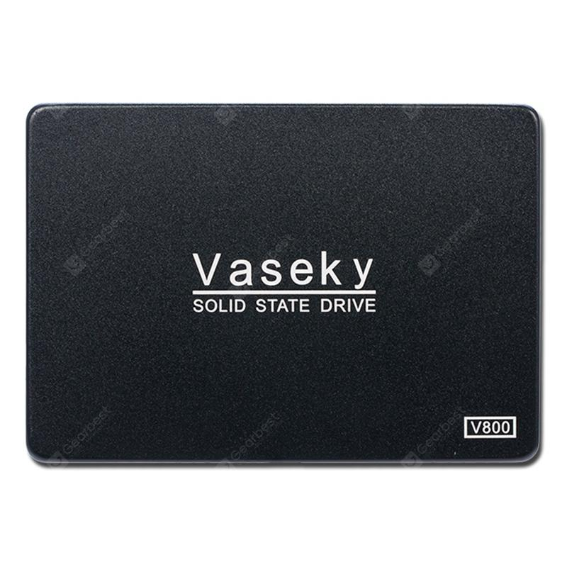Vaseky V800 2.5 inch SSD Solid State Drive TLC Three-layer Unit SATA 3 Interfaces Desktop Notebook Universal