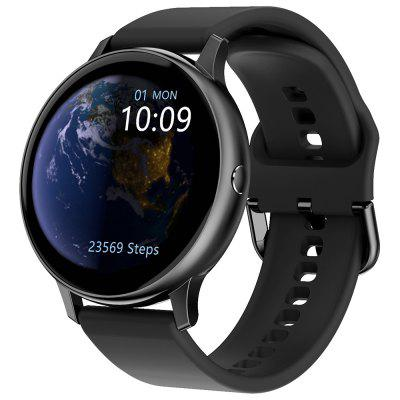 NO.1 DT88Pro Professional Sports Smart Watch 1.2 inch Full Round Color Display Screen Smartwatch