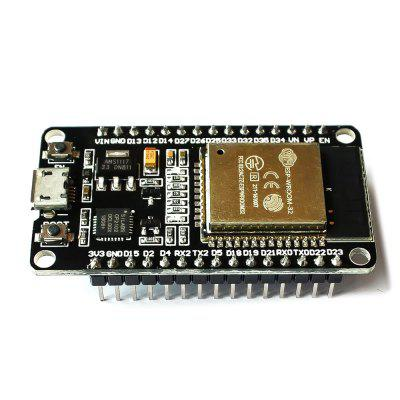 ESP32 Development Board WiFi Bluetooth 2-in-1 Dual-core CPU Low Power