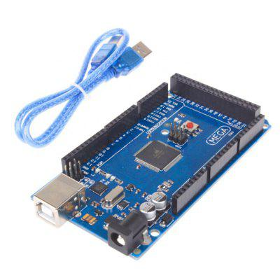 MEGA2560 2012 R3 Development Board ATMEGA16U2 Chip s kabelem USB