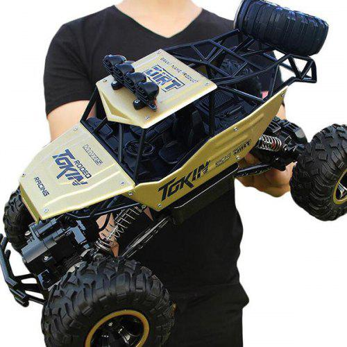 1:12 Large Charge Alloy Four-wheel Drive RC Off-road Car