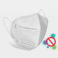 KN95 PM2.5 Face Mask Anti-fog FFP2 N95 KF94 Respirator Anti Virus Dustproof Earloop 4 Layer Masks with CE Certification 10pcs