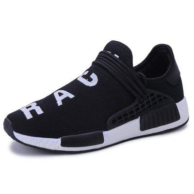 AILADUN Male Mesh Breathable Sports Shoes Men Leisure Sneakers Plus Size