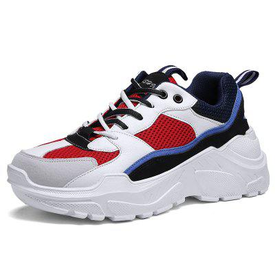 AILADUN Men's Comfortable Leisure Sneakers Fashion Student Sports Running Shoes