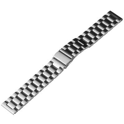 304 Stainless Steel Watch Replacement Strap Solid Metal Wristwatch Band Watches Accessories