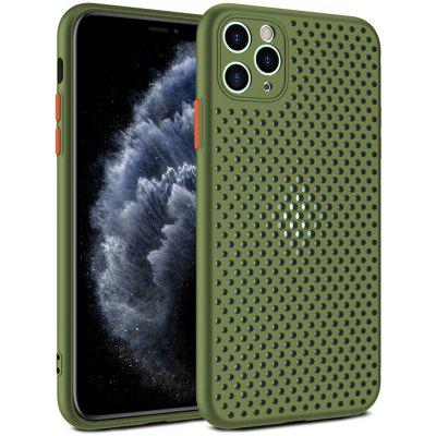 Heat Dissipation Soft TPU Full Protective Phone Case Cover for iPhone 11 Pro Max / 11 / 11 Pro