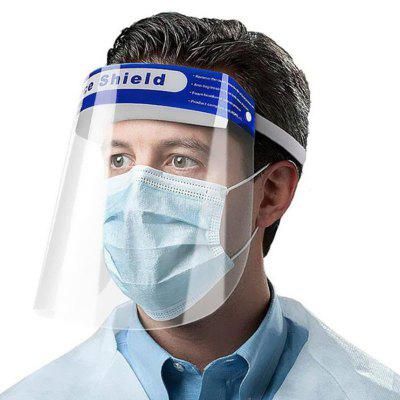 SYJF 107 Disposable Isolation Face Shield Anti-fog Anti Droplets Protective Mask