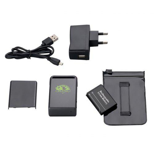TK102B Mini Tracker Personal Locator GPS Positioning Real Time Tracking Device