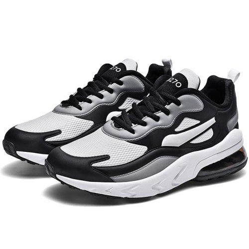 Mens lightweight Athelitic Running shoes Band Art Poster lace-up breathable Casual Sneakers