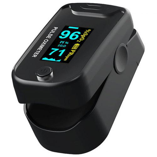 Q2 Fingertip Pulse Oximeter with LED Display