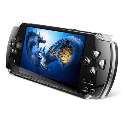 BL-06 64 Bit Game Console Handheld Emulator Game Station Support MP3 Video Player Picture Viewer with 4.3 inch Screen