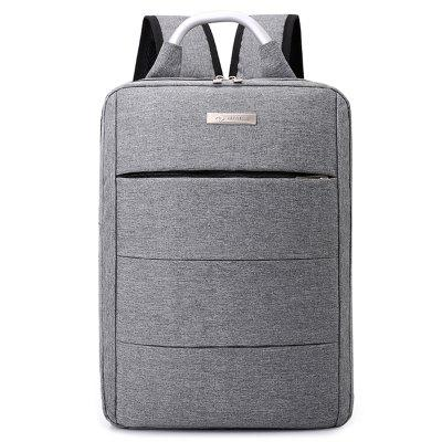 30L Capaciteit Unisex Backpack Solid Travel Color Computer Bag