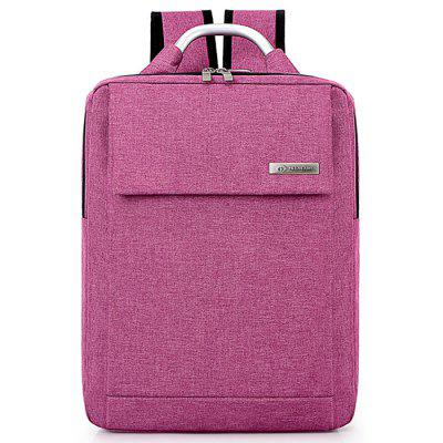 30L Capaciteit Backpack Travel Computer Bag Solid Color