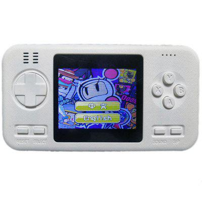 BL-D12 2.8 inch Handheld 8 Bit Game Console 8000mAh Rechargeable Battery Games Player Built in 416 Classic Games