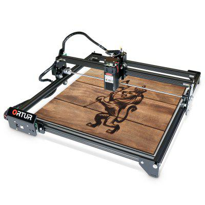 Gearbest - ORTUR Laser Master 2 32-bit Motherboard Laser Engraving Machine 400 x  430mm Large Engraving Area Fast Speed High Precision Laser Engraver