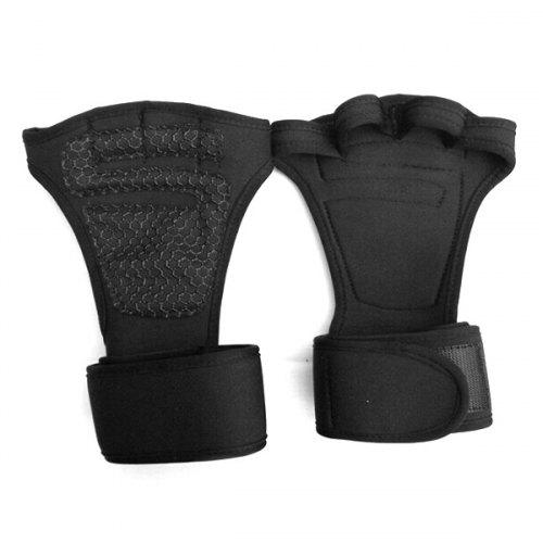 Fitness Training Equipment Mitt Wrist Anti-slip Breathable Calluses Weightlifting Gym Riding Gloves