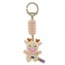 Animal Rammelaars Hanger Bed Bell Chimes Soothe The Baby Stroller Toy