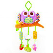 Babymusikk leketøy Animal Wind Chime Bed Pendant