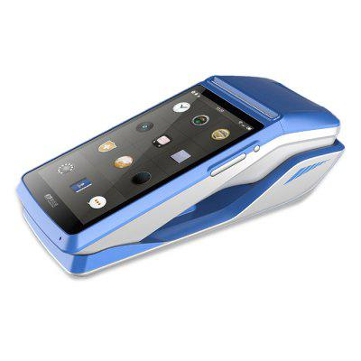 MeiHengTong M2 Palmare Wireless Android Terminale Schermo Tattile Bluetooth PDA NFC WiFi 58mm Scanner Stampante di Ricevuta
