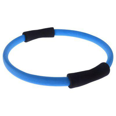 Yoga Pilates Ring Magic Circle Dual Grip Sporting Goods Body Lose Weight Exercise Fitness Supplies