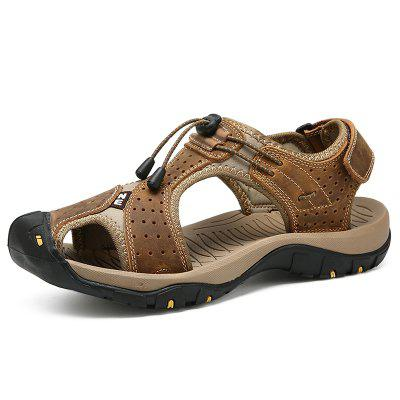 IZZUMI Hollow Men's Summer Outdoor sandalen Upstream Schoenen