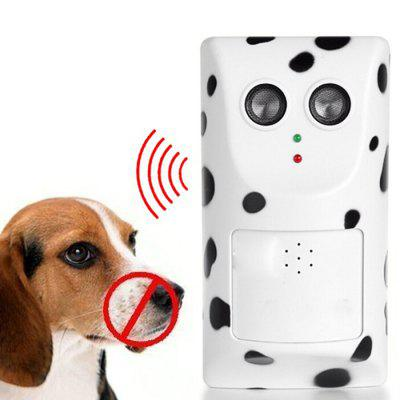 Voice-activated High Power Ultrasonic Pet Dog Anti-schors Device Stop Barking Equipment
