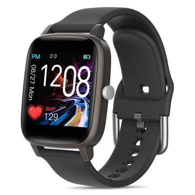 NORTH EDGE CITI-98 Full-color Touch Screen Bluetooth Smart Sports Watch Multifunction Rate-druk zuurstof Smart Armband Smart Polsband