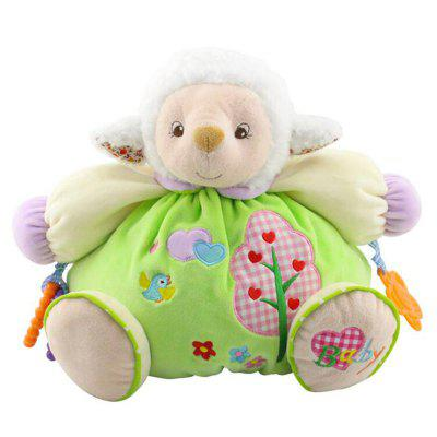 Fat Cartoon Baby Doll Plush Toys