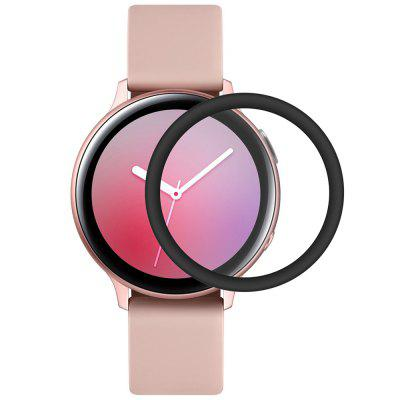 ENKAY 3D Curve + TPU Soft Flexible Glass Full-screen High-definition Screen Protective Film for Samsung Fitbit Smart Watch