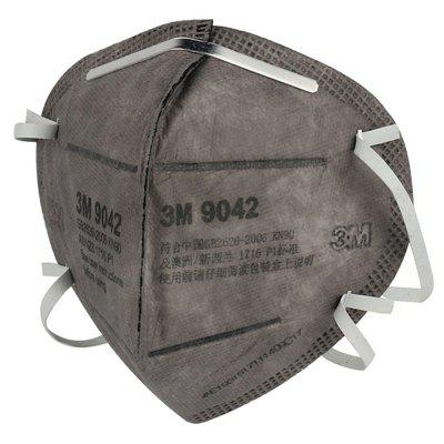 3M 9042 KN95 N95 FFP2 KF94 Face Mask 5 Ply Dustproof Masks Industrial Particulate Protective Respirator PM2.5 Anti Bacterial Blocker